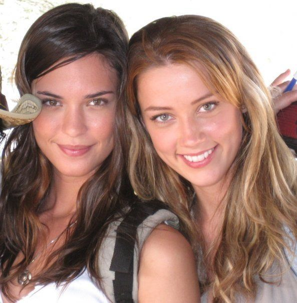 Amber Heard and Odette Yustman Don Bikinis in And Soon The Darkness Remake