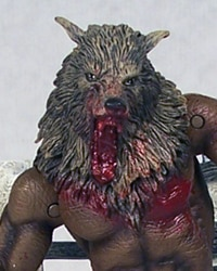 Dog Soldiers werewolf from SOTA Toys (click to see the whole thing!