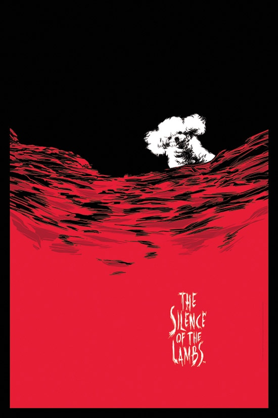 Alamo Drafthouse/Mondo Announce New Silence of the Lambs Wines, Dinners, and Posters