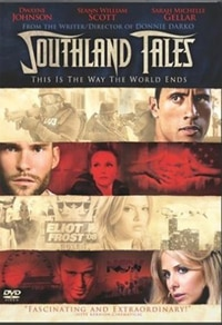 Southland Tales DVD (click for larger image)
