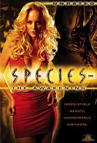 Species: The Awakening DVD(click for larger image!)