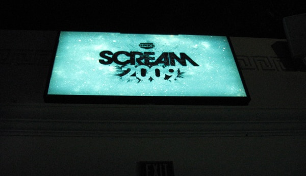 Scream '09: Red Carpet, Event, and After-Party Coverage