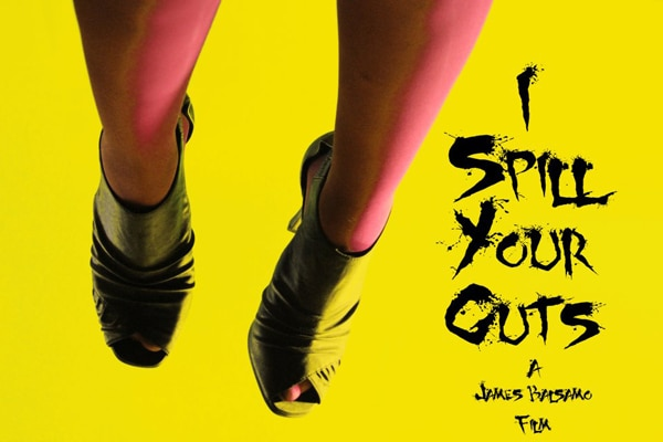 Check Out the Trailer For I Spill Your Guts - Get Your Mops Ready! The Horror Comes in April!