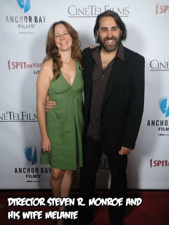 spitpreem - Exclusive: Dread Central Hits the Red Carpet Premiere of I Spit on Your Grave