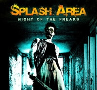 Eagle One Media Sets DVD Date for Splash Area: Night of the Freaks