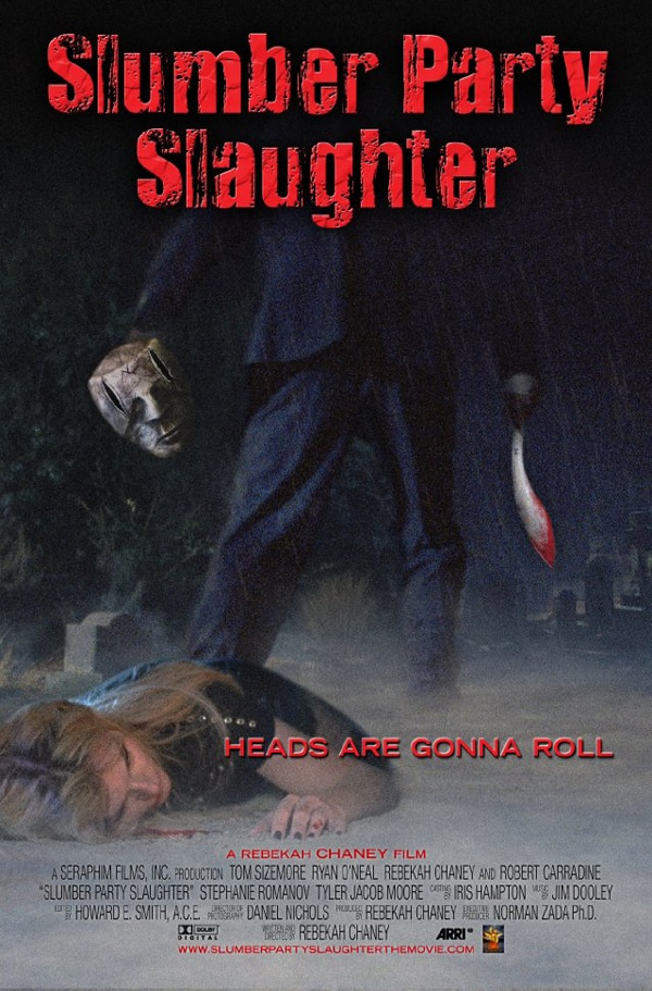 Slumber Party Slaughter Screening in Boston to Bring Out Stars
