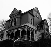 An Evil Squatter Will Not Leave this Haunted House