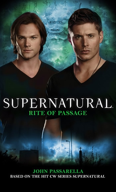 Supernatural: Rite of Passage Coming in August from Titan Books