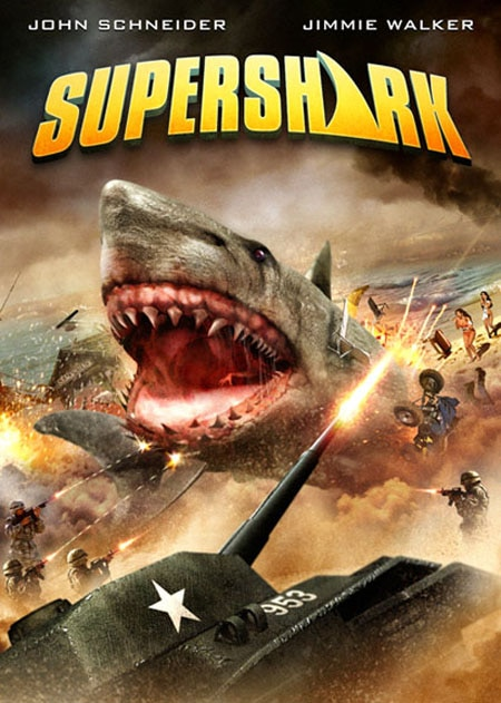 Chum the DVD Waters for Super Shark in February