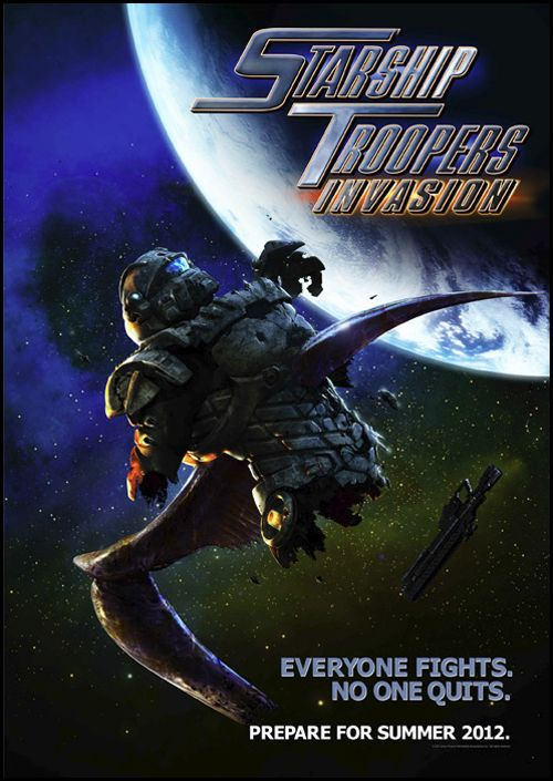 Starship Troopers: Invasion - The Bug Hunt Continues in 2012!