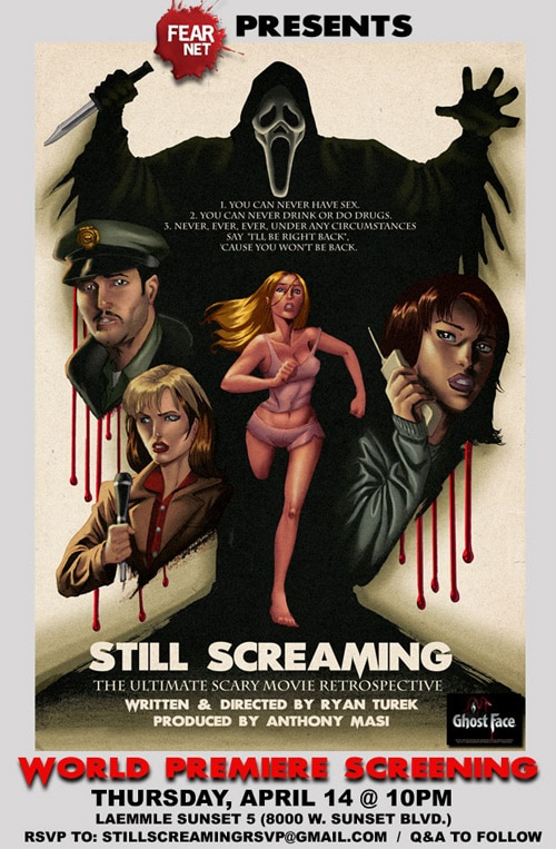 Still Screaming Sets L.A. Premiere Date