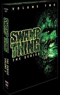 Swamp Thing: The Series Volume Two DVD review!