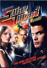 Starship Troopers 3: Marauder DVD review (click for larger image)