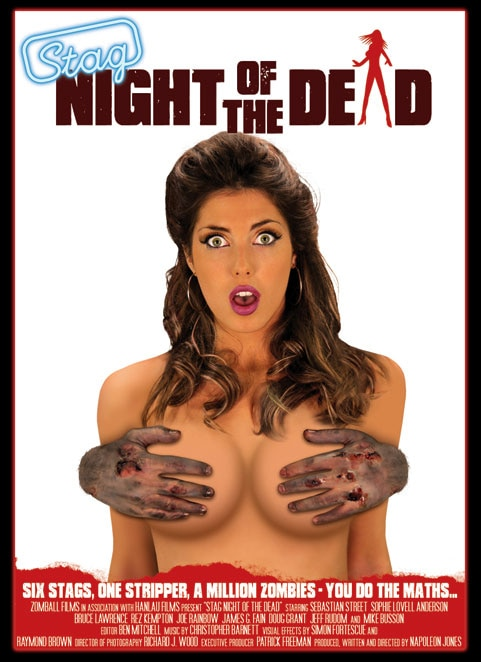 UK Trailer Crashes the Party at Stag Night of the Dead!