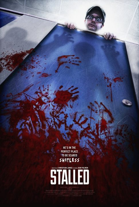 stalled - Official Poster Drops for the British Zombedy Stalled