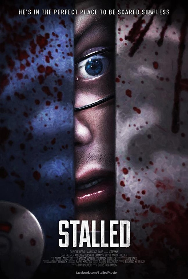 Second Poster For Stalled Gives it to You in the Can