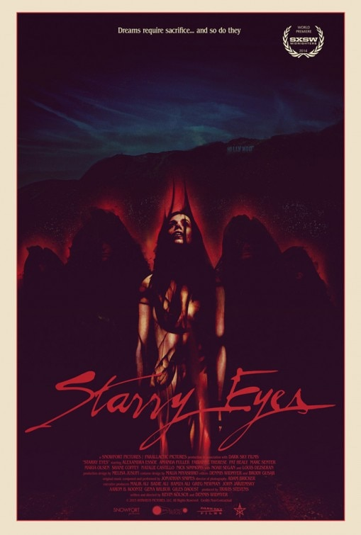 #SDCC 2013: Dennis Widmyer, Kevin Kolsch, and Alex Essoe Talk Starry Eyes