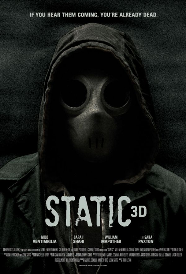 static - Cling to the First Trailer from Static