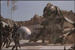 Starship Troopers Trilogy on Blu-ray (click for larger image)
