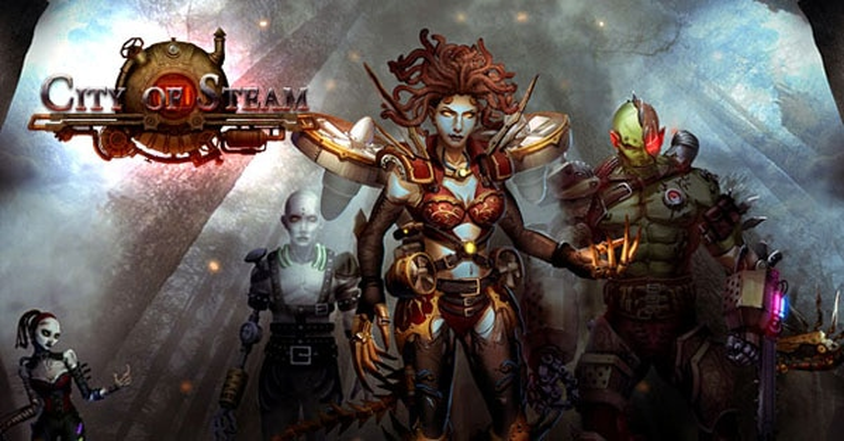 Exclusive: Gabriel V. Laforge Talks City of Steam