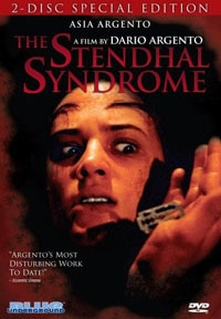 The Stendahl Syndrome DVD (click for larger image)