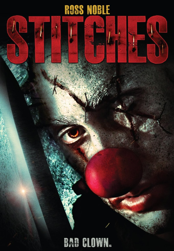 The U.S. Trailer for Stitches is Not Clowning Around