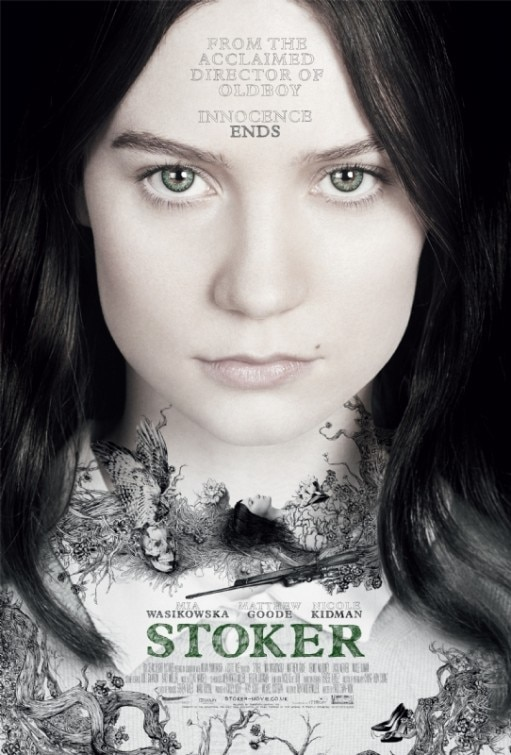 First Stoker One-Sheet Brings an End to Innocence