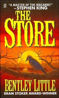 The Store by Bentley Little coming to the big screen!