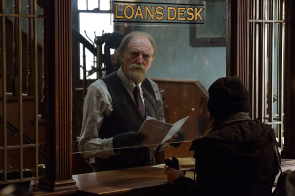 Come Face-to-Face with These Stills and Preview of The Strain Episode 1.03 - Gone Smooth