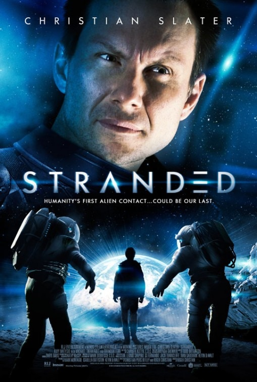 stranded poster - Prepare to Get Stranded at Home with Christian Slater