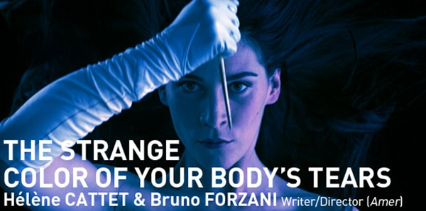 The Strange Color of Your Body's Tears