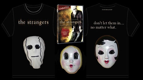 Win Swag from The Strangers (click for larger image)