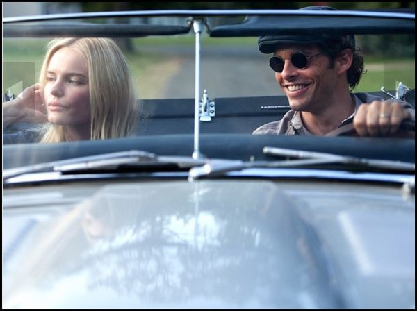 Straw Dogs: First Look at Kate Bosworth, James Marsden, Alexander Skarsgard, and Rhys Coiro