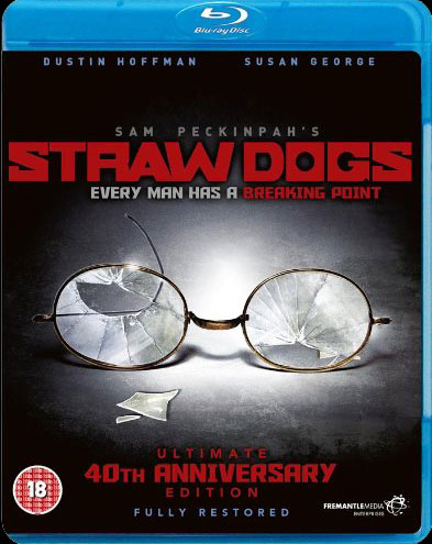 UK Readers: Bag a Blu-ray Copy of Sam Peckinpah's Straw Dogs