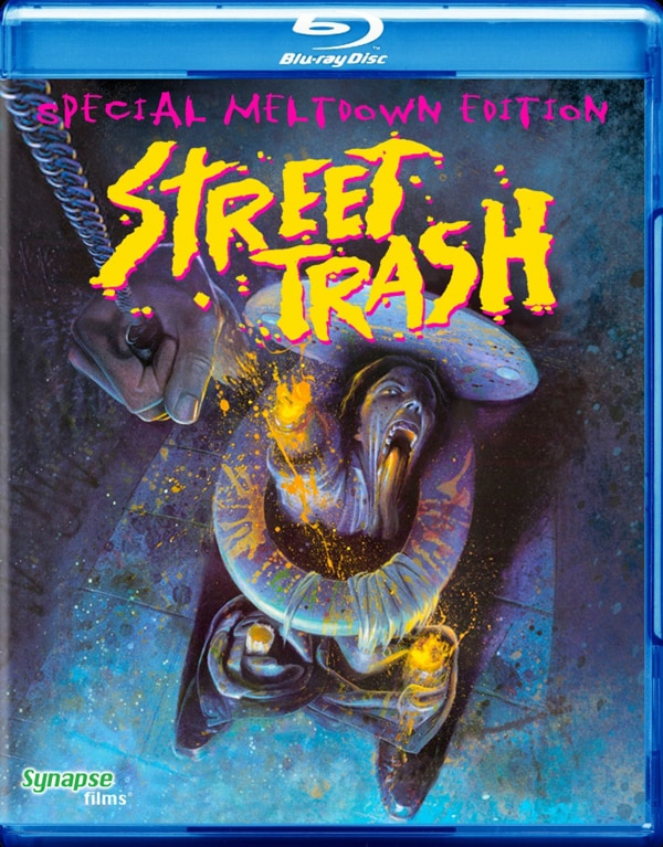 Synapse Takes out the Street Trash for Blu-ray Release