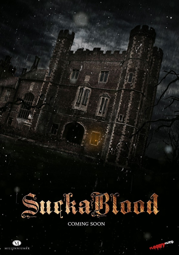 Bloody Cuts Anthology Returns with Fifth Segment... SuckaBlood