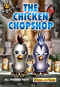 Frank Sudol's The Chicken ChopShop Animated Cartoon Series