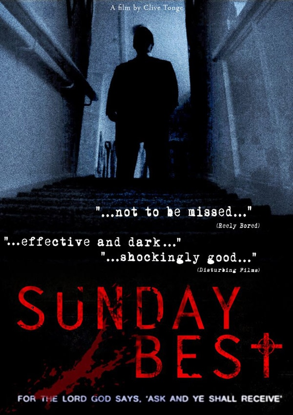 Exclusive Look at Clive Tonge's Sunday Best for Dread Central Readers