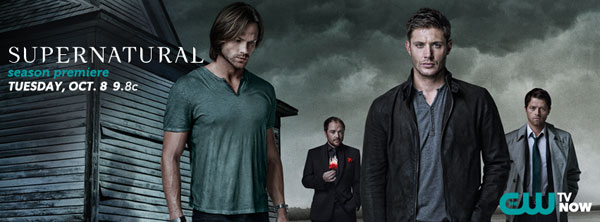 Nothing Can Stop This New Clip from Supernatural Episode 9.01 - I Think I'm Gonna Like It Here