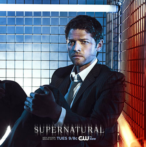 Unlock Some New Key Art for Supernatural Season 9