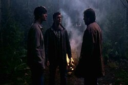Supernatural Season One DVD (click for larger image)