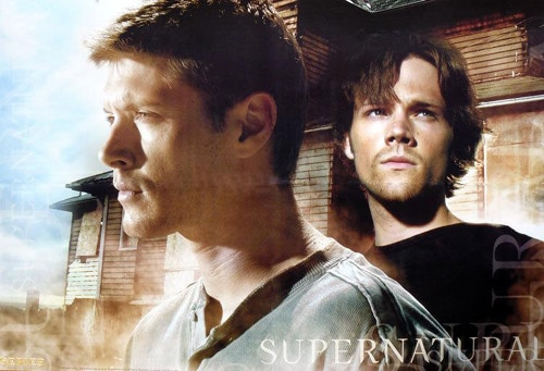 Supernatural: The Complete Fifth Season (click for larger image)