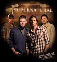 Salute Supernatural in LA This Weekend