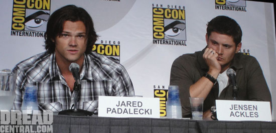 San Diego Comic-Con 2010: Supernatural Panel: How Do You Top the End of the World?