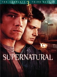 Supernatural: The Complete Third Season DVD (click for larger image)