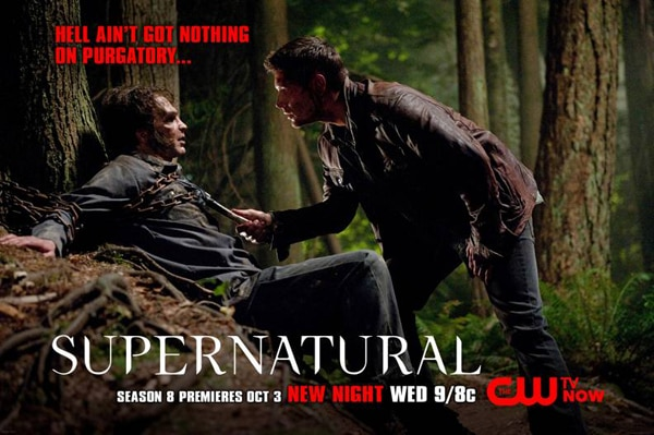 Supernatural Season 8 Premiere Reminder
