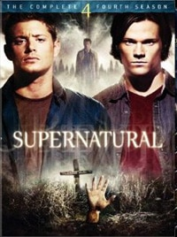 Supernatural: The Complete Fourth Season DVD