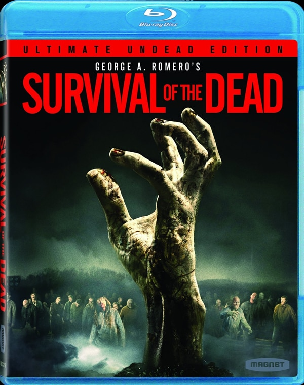 Badass New One-Sheet: Survival of the Dead