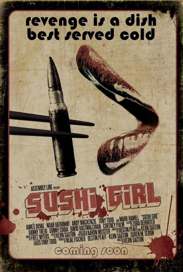 Fantasia 2012: Magnolia Serves Up Distribution with a Side of Sushi Girl