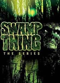 Swamp Thing: The Series DVD review!